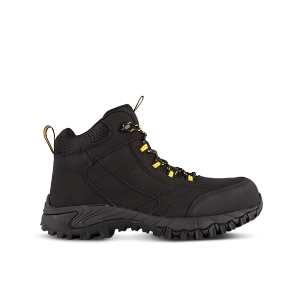 Rebel Safety Footwear- Expedition Hi Boot STC