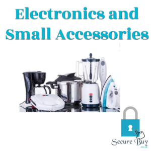 Electronic & Small Appliance
