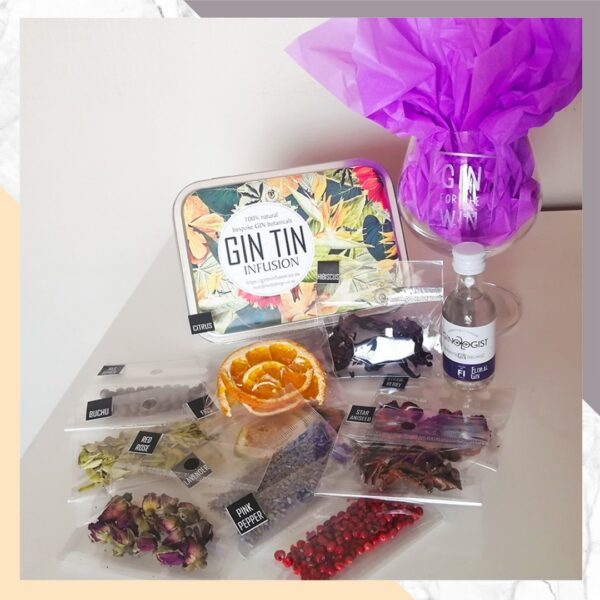 Good GINtentions - Infusion Kit